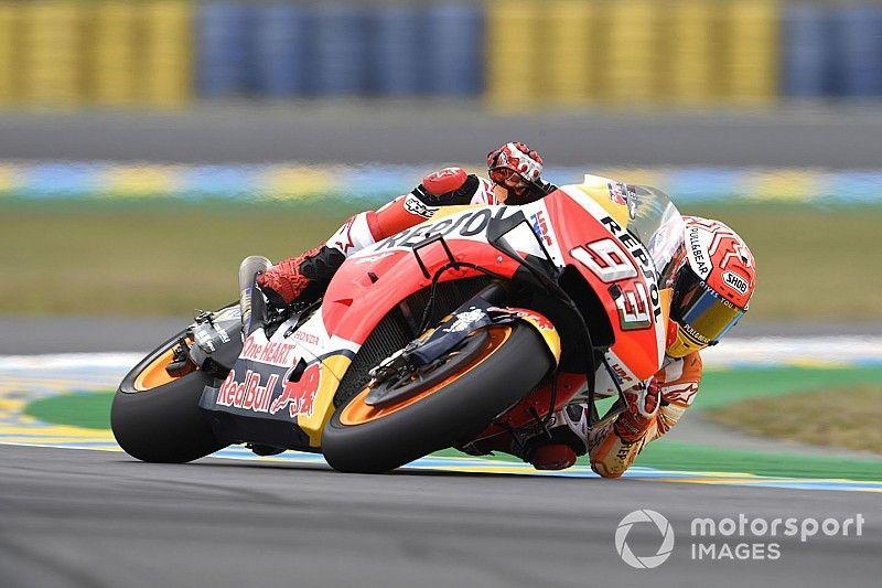 Championnat - Márquez creuse légèrement l'écart, Dovi 2e