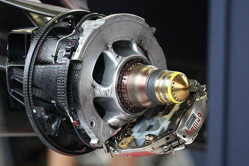 Tecnica Brembo: su Red Bull e Alfa Romeo le nuove pinze a forma trapezoidale