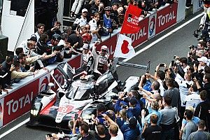 Alonso, Buemi et Nakajima vainqueurs opportunistes, doublé Toyota!