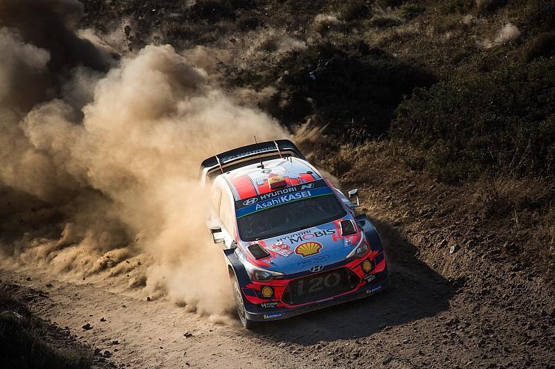 Sordo, Hyundai ile Türkiye Rallisi'ne katılacak