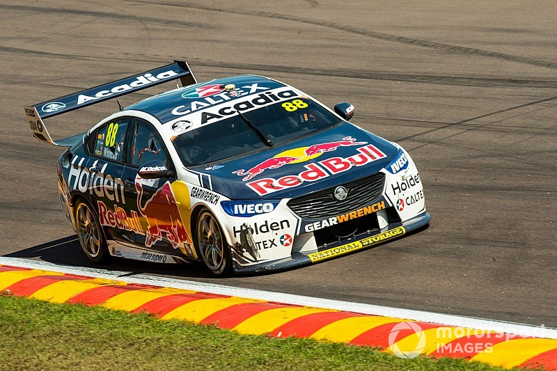 """Triple Eight on Supercars ballast change: """"It's a smart decision"""""""