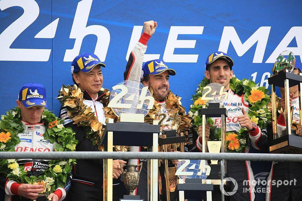 5 Juara Dunia F1 Sekaligus Pemenang Le Mans 24 Hours