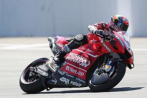 Un test chargé mais peu de conclusions pour Ducati
