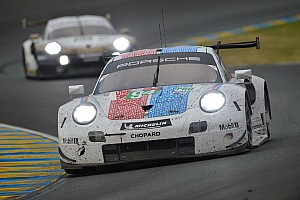 Porsche firms up 2020 Le Mans line-ups