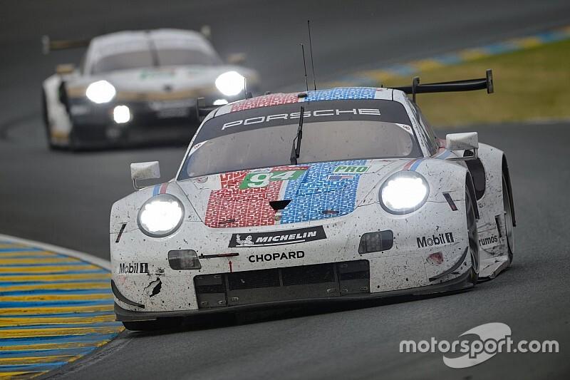Porsche firms up 2020 Le Mans line-ups
