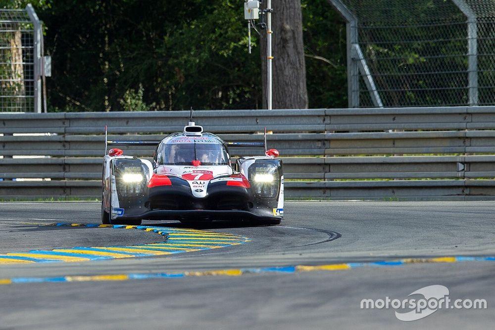 Toyota penalizará con peso en las 24 Horas de Le Mans