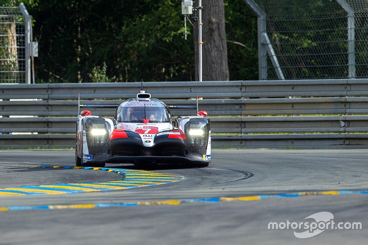 WEC announces Toyota Le Mans weight penalty, BoP tweaks