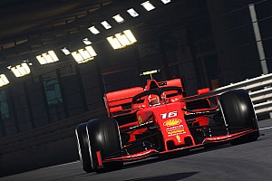 Hivatalos: Leclerc, Albon, Russell, Norris és Latifi is részt vesz a virtuális F1-es nagydíjon