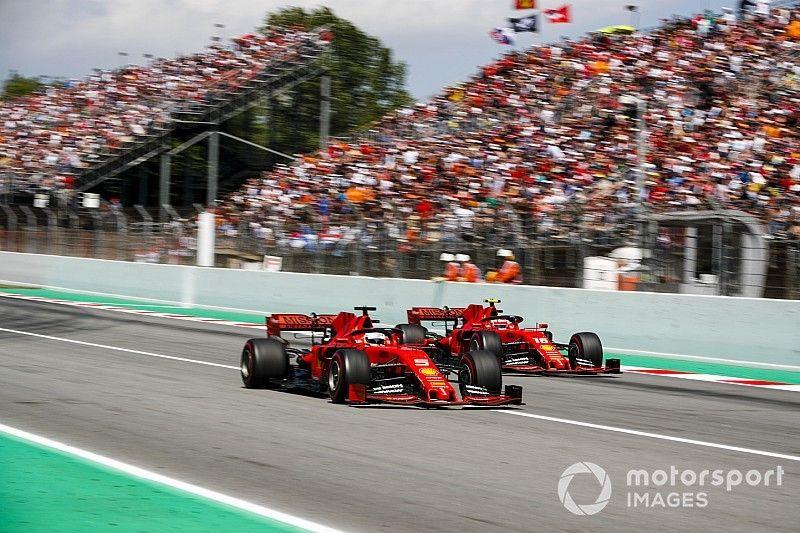 Lo de Ferrari en Barcelona, demasiado feo para ser verdad