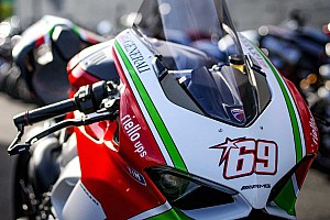 Meet The Nicky Hayden GP12-Themed Panigale V4