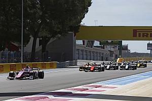 F2保罗·里卡德次回合:胡伯特主场获胜,周冠宇重返领奖台