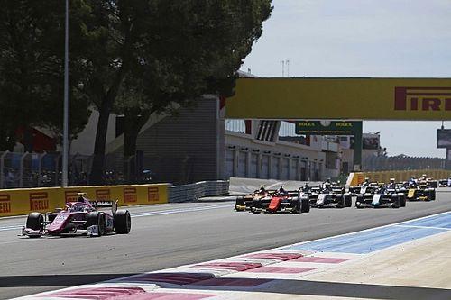 F2 Paul Ricard: Hubert pakt zege, De Vries tiende