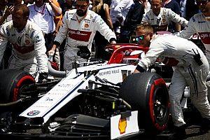 Räikkönen egy sor vívmányt dobna, hogy a pilóták újra szabadon dönthessenek