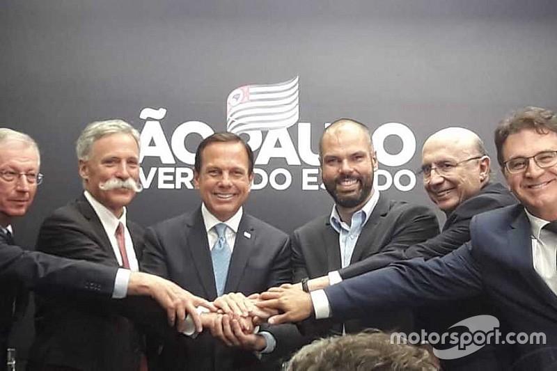 Doria desmente Bolsonaro sobre F1 no Rio e critica Deodoro e até Museu Nacional