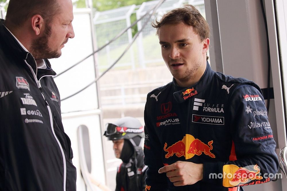 "Auer has made ""huge step"" since Super Formula stint"