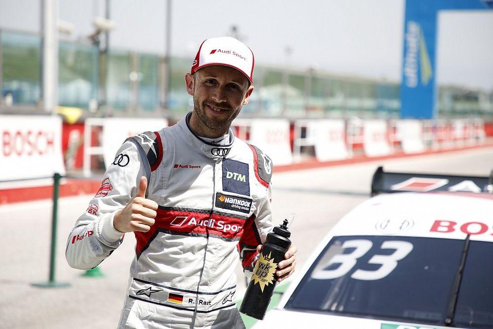 Misano DTM: Rast on pole again, trouble for Dovizioso
