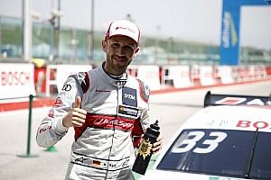Misano DTM: Rast, yine pole pozisyonunu aldı, Dovizioso sorun yaşadı