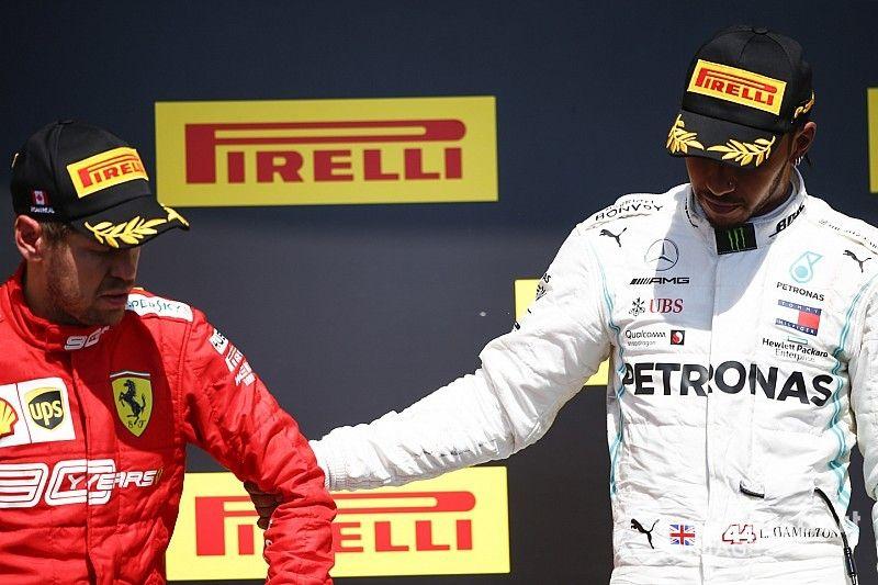 """Binotto : """"Hemos ganado; Vettel es el ganador moral"""""""