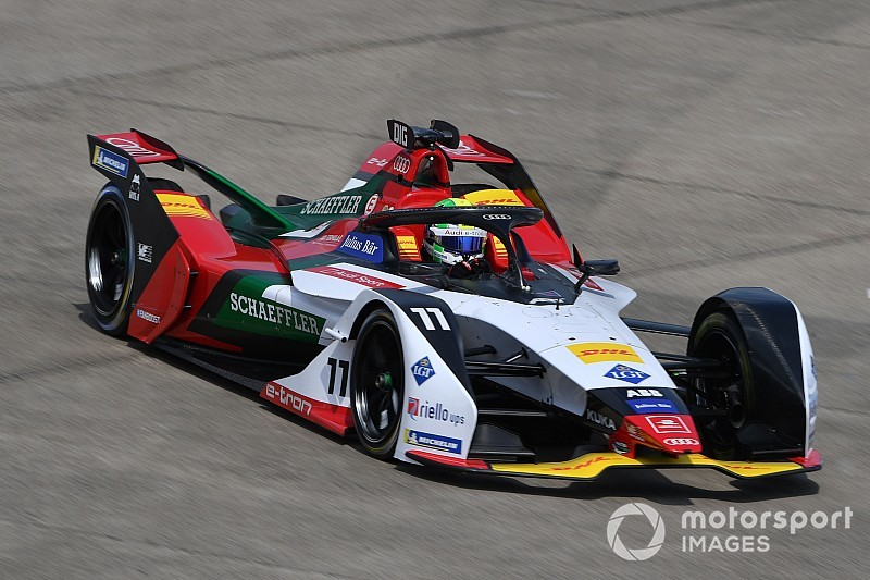E-Prix di Berlino: Di Grassi domina in solitaria e regala il successo di casa all'Audi