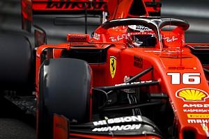 """Leclerc: """"Mercedes abbastanza davanti oggi. Serve sfruttare meglio le gomme"""""""