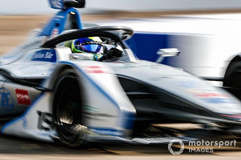 """Massa ya rinde de manera """"automática"""" en Fórmula E"""