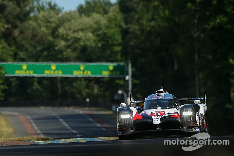 Toyota to maintain one-lap stint advantage at Le Mans