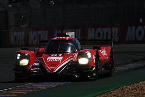 Így vágta falnak Maldonado az autóját Le Mans-ban (videó)
