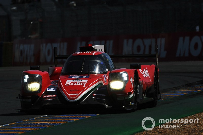 "Davidson's team has ""simple mission"" at Le Mans"