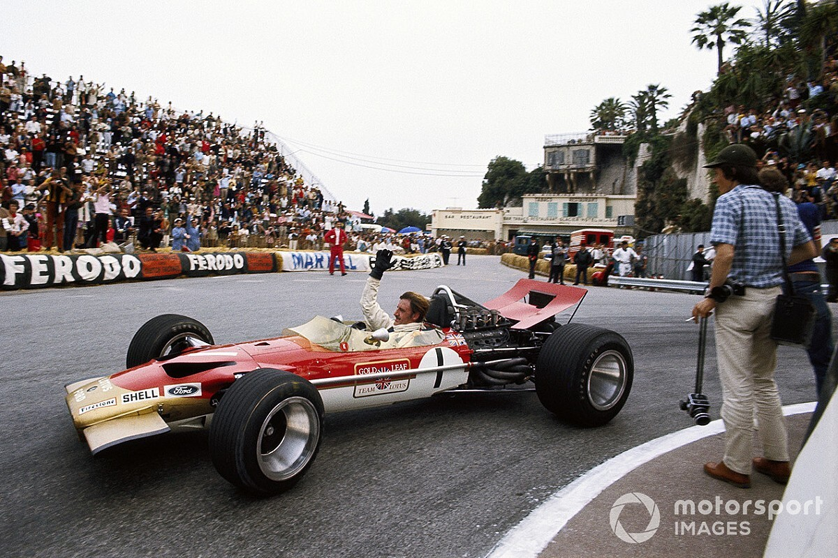 OTD: De dag dat Graham Hill Mr. Monaco werd