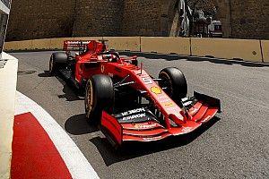 Why Ferrari had an unusual advantage in Baku
