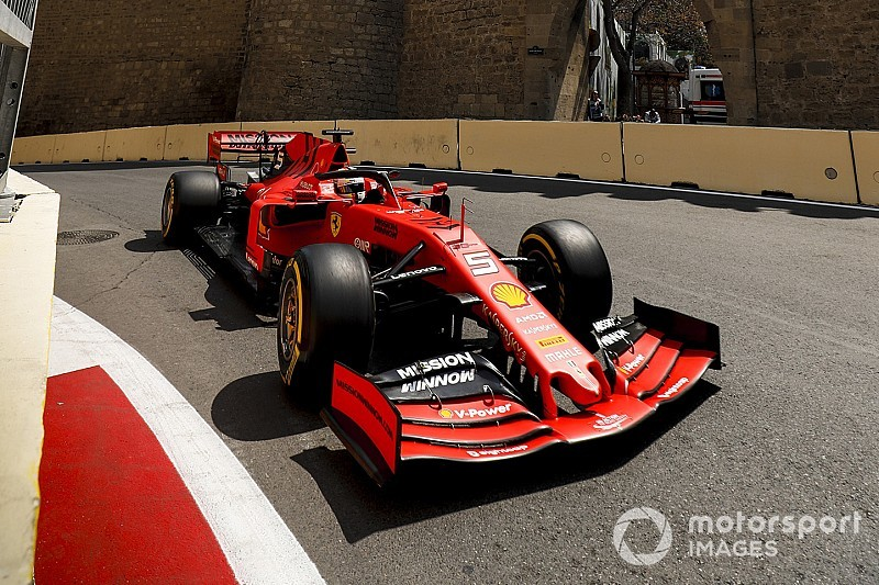 Why Ferrari had an unusual advantage in Baku
