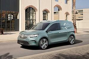 Renault представила концепт електромобілю Kangoo Z.E.