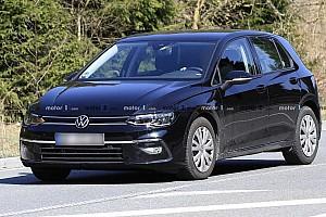 Fotos espía: el Volkswagen Golf 2020 ya rueda casi sin camuflaje