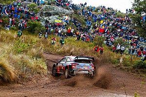 Las mejores fotos del Rally de Argentina del WRC 2019