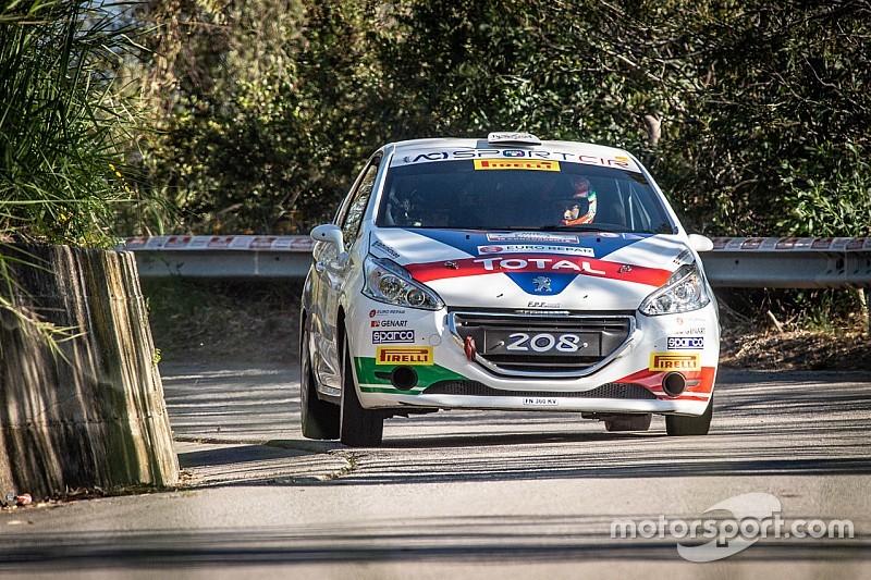 Peugeot: Ciuffi vuole tenere la leadership al Rally Roma Capitale