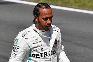 """Hamilton: """"La F1 es tan poco exigente que el dopaje no tiene sentido"""""""