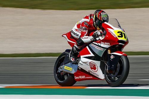 CEV Moto2 Valencia: Gerry Salim kembali cetak poin