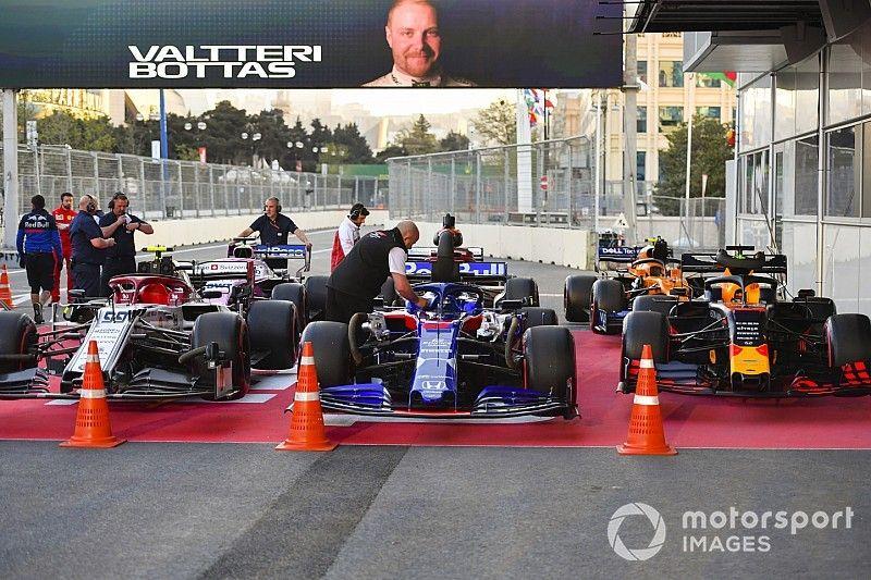 В Ф1 отказались менять формат квалификации в 2020 году