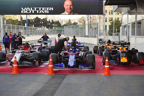 Bez Q4 w kwalifikacjach F1