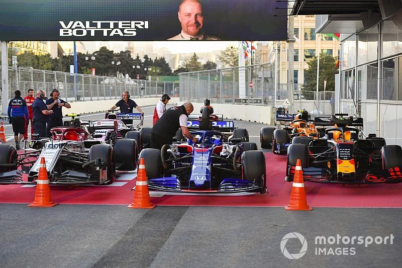 Formula 1's Q4 plans for 2020 abandoned
