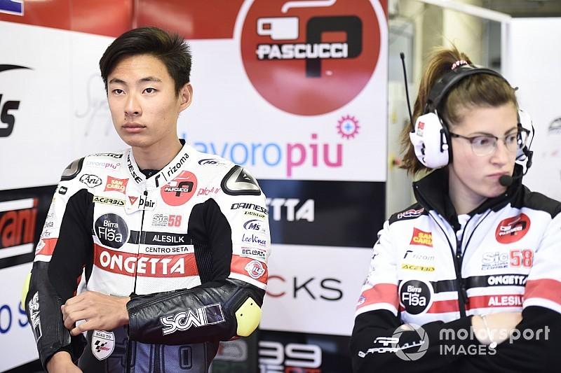 Moto3イタリア予選:鈴木竜生が5番手セカンドロウ獲得! PPはアルボリーノ