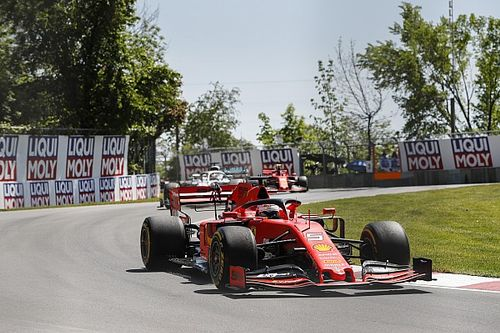 Vettel could have done nothing different - Binotto