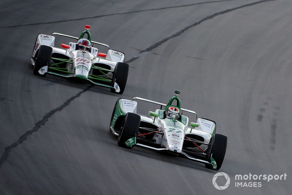 Andretti Autosport ready for new look, same challenge at Texas