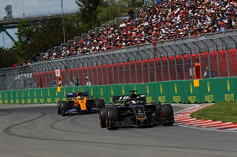 """Grosjean: """"F1 kan kijken naar MotoGP met experimentele banden"""""""