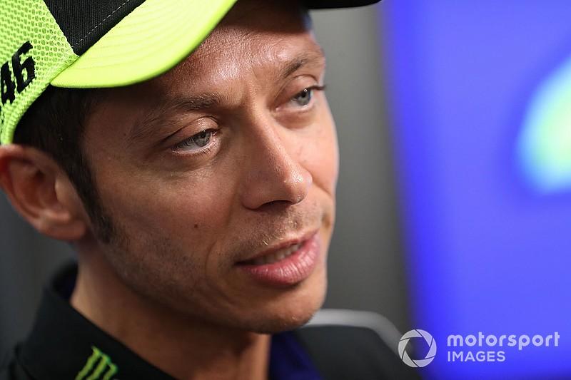 """Rossi: """"La sequía no es solo mía, no es que Yamaha haya ganado mucho"""""""
