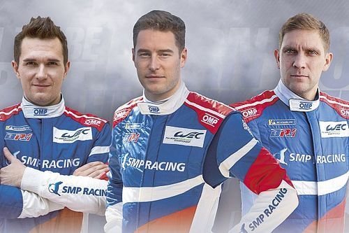Stoffel Vandoorne ersetzt Brendon Hartley im SMP-LMP1
