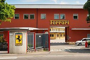 Ferrari wil half april fabrieken weer openen