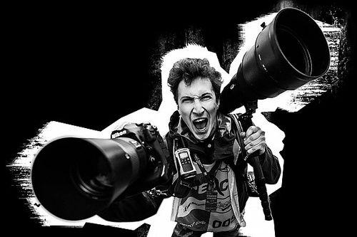 Формула 1 как искусство: лучшие фото Сафронова с Гран При Бахрейна (и рассказ о звуке аварии Грожана)