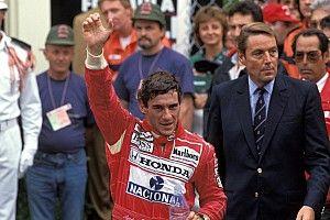 Amikor Senna életet mentett a Belga Nagydíjon: videó