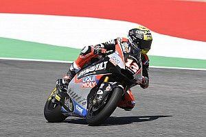 FP1 Moto2 Catalunya: Luthi dominan, Dimas 25 besar